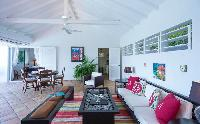 fully furnished Saint Barth Villa Alizée D'Eden luxury holiday home, vacation rental