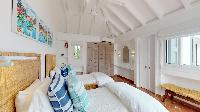 sunny and airy Saint Barth Villa Cap Au Vent luxury holiday home, vacation rental