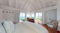 breezy and bright Saint Barth Villa Cap Au Vent luxury holiday home, vacation rental