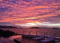romantic Saint Barth Villa Cap Au Vent luxury holiday home, vacation rental