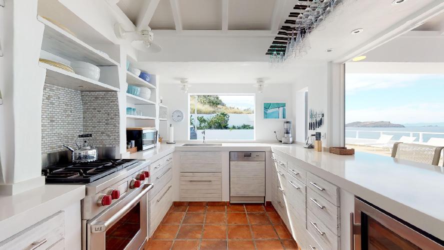 impeccable Saint Barth Villa Cap Au Vent luxury holiday home, vacation rental