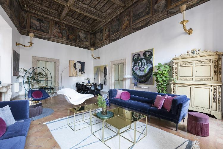 beautiful ROM - Piazza Mattei Rome luxury apartment and holiday home
