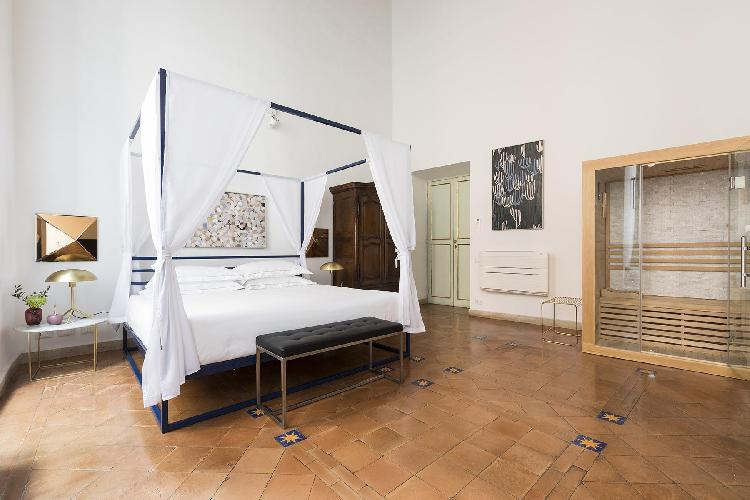 fully furnished ROM - Piazza Mattei Rome luxury apartment