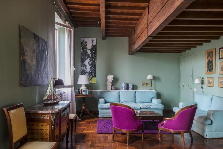 nice Rome - Via della Scala luxury apartment and holiday home