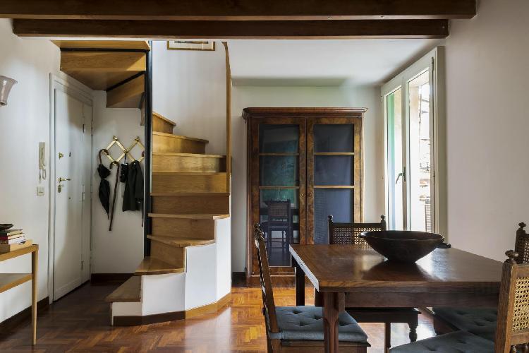 spacious Rome - Via della Scala luxury apartment