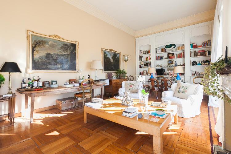 spacious Rome - Via Lucullo luxury apartment