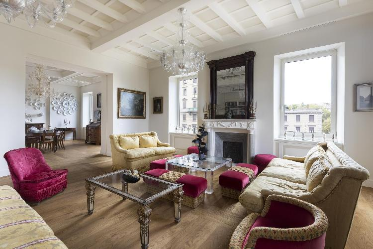 charming Rome - Piazza Pasquale Paoli luxury apartment and holiday home