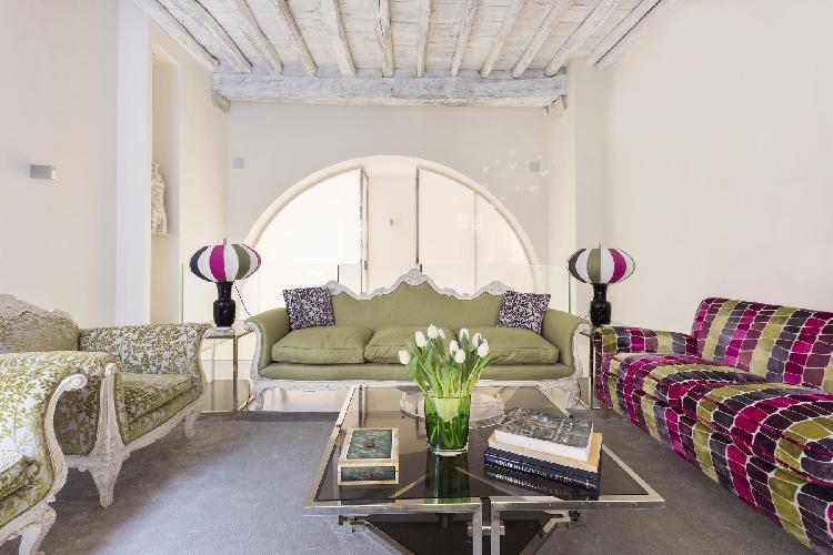 beautiful Navona-Pantheon-Venezia - Via degli Orsini luxury apartment and vacation rental