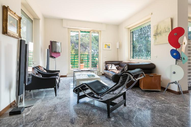 spacious Villa Borghese-Roma Nord - Via Adelaide Ristori luxury apartment
