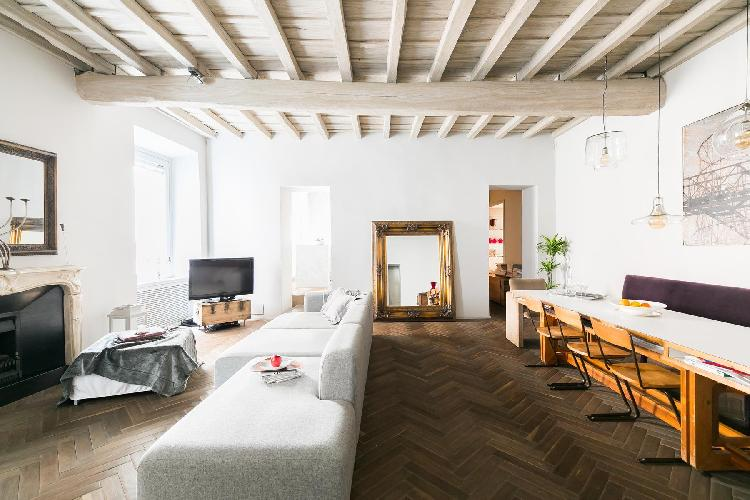 fully furnished Navona-Pantheon-Venezia - Via Capo di Ferro luxury apartment