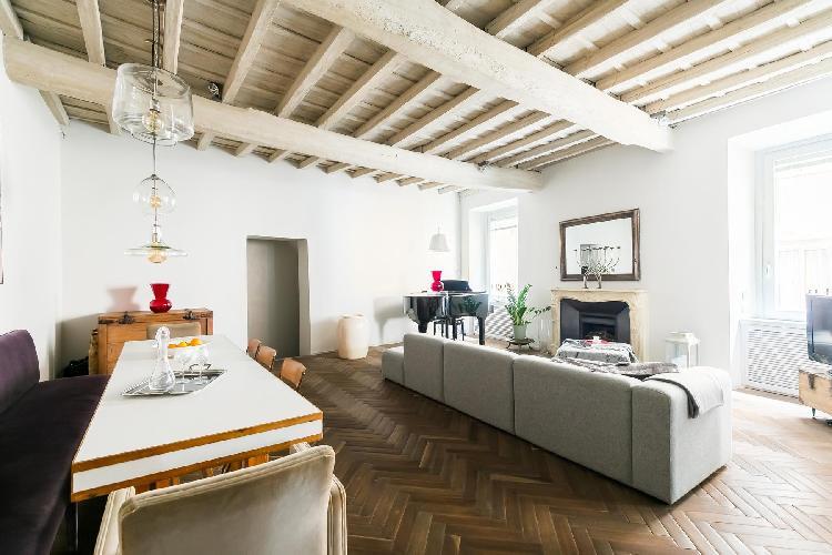 awesome Navona-Pantheon-Venezia - Via Capo di Ferro luxury apartment and vacation rental