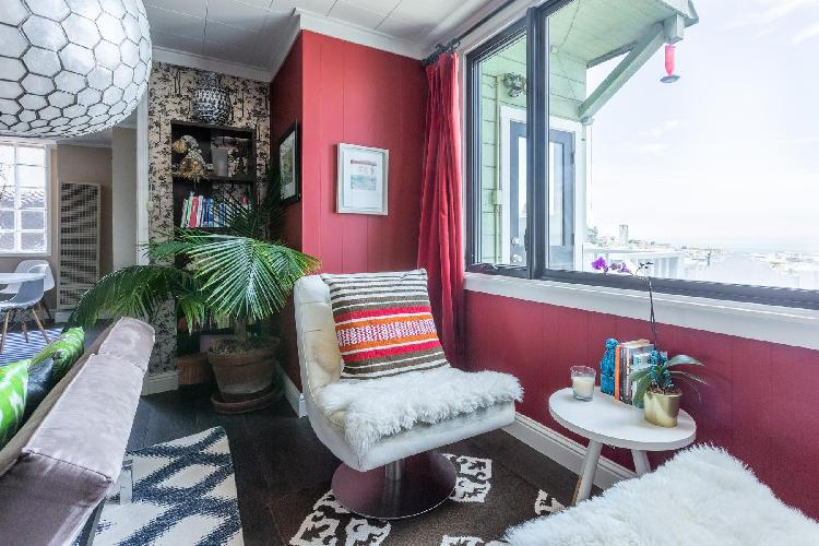 adorable Pacific Heights Kent Street luxury apartment