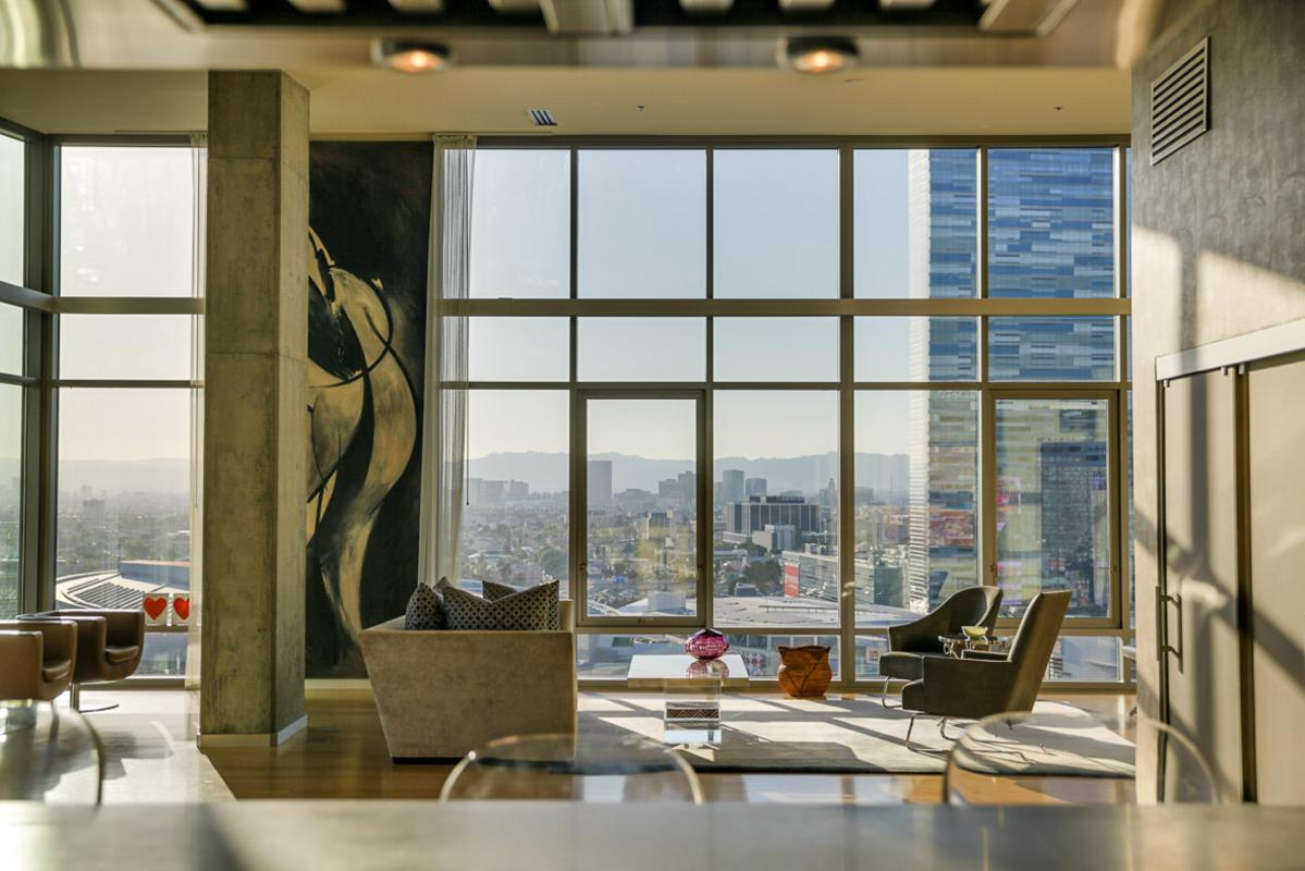 South Los Angeles Los Angeles - Penthouse Loft