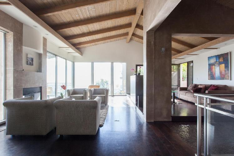 awesome Los Angeles Franklin Avenue luxury vacation rental