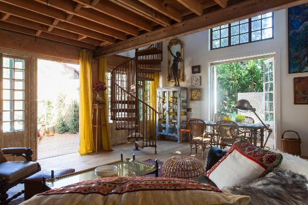 Los Angeles - Silver Lake Cottage III