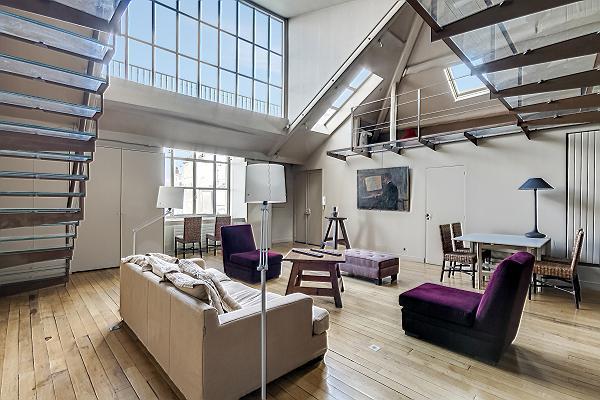Saint Germain des Pres - Atelier Loft Furstenberg