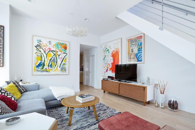 fabulous multilevel Santa Monica Pier Avenue luxury vacation rental