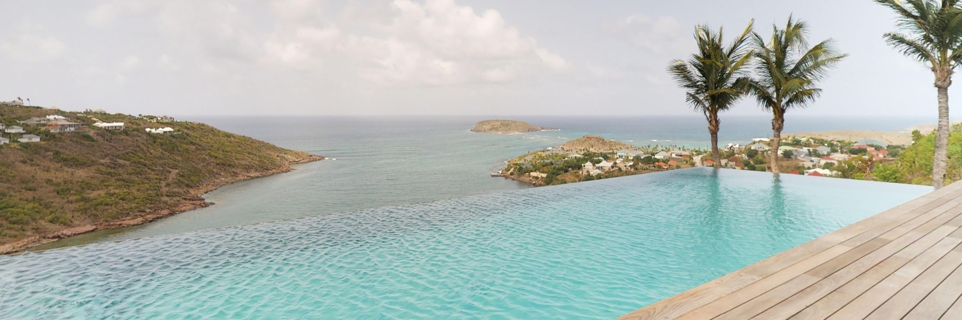Saint Barth Villa - Joy