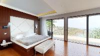 sunny and airy Saint Barth Villa Joy luxury holiday home, vacation rental
