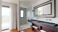 clean bathroom in Saint Barth Villa Joy luxury holiday home, vacation rental