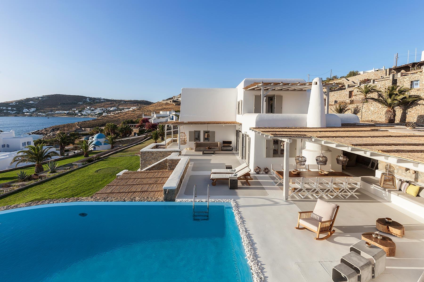 Mykonos - Amorous Villa