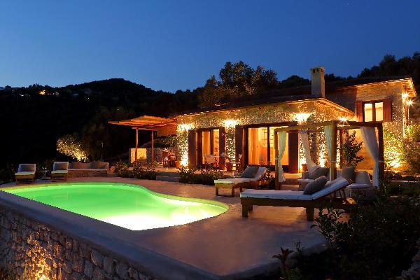 Lefkas - Amapola Villa Phos