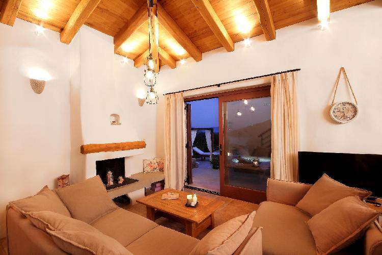 fancy Lefkas Amapola Villa Phos luxury holiday home, vacation rental