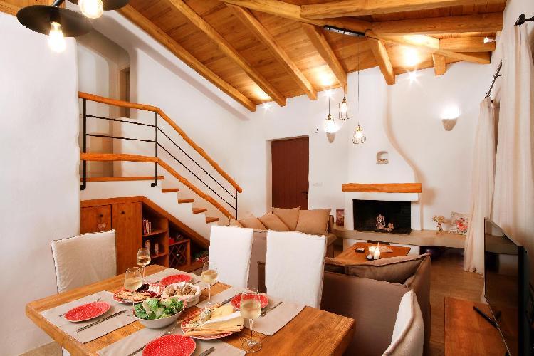 fabulous Lefkas Amapola Villa Phos luxury holiday home, vacation rental