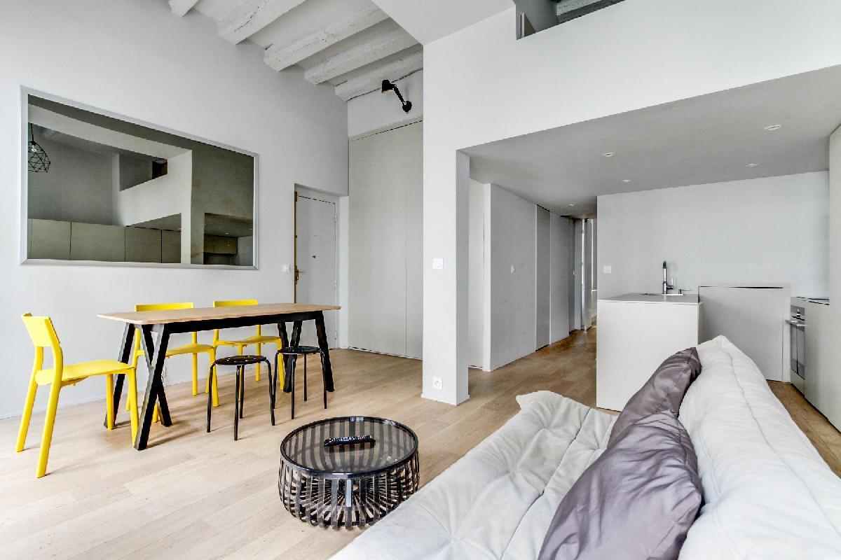 Marais - Turenne 1 bedroom