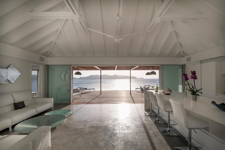 neat Saint Barth Villa Pointe Milou luxury holiday home, vacation rental