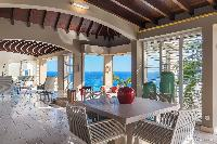 divine Saint Barth Villa Acamar luxury holiday home, vacation rental