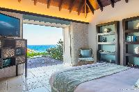 sunny and airy Saint Barth Villa Acamar luxury holiday home, vacation rental