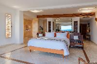 lovely bedroom in Saint Barth Villa Acamar luxury holiday home, vacation rental