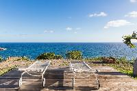 incredible deck of Saint Barth Villa Acamar luxury holiday home, vacation rental