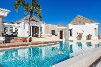 awesome architecture of Saint Barth Villa Acamar luxury holiday home, vacation rental