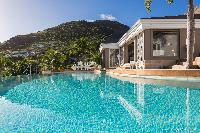 incredible surroundings of Saint Barth Villa Acamar luxury holiday home, vacation rental