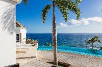 unforgettable waterfront Saint Barth Villa Acamar luxury holiday home, vacation rental