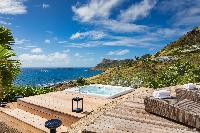 beautiful seafront Saint Barth Villa Acamar luxury holiday home, vacation rental