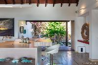 awesome interiors of Saint Barth Villa Acamar luxury holiday home, vacation rental
