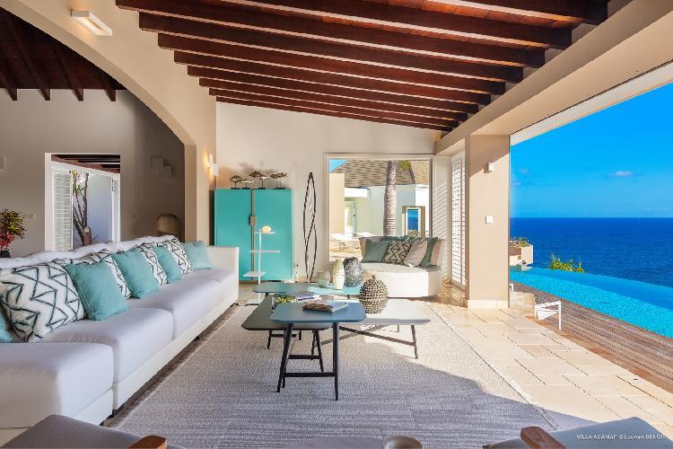 impressive Saint Barth Villa Acamar luxury holiday home, vacation rental