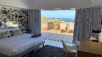 bright and breezy Saint Barth Villa Lagon Rose luxury holiday home, vacation rental
