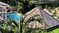 magnificent Saint Barth Villa Lagon Rose luxury holiday home, vacation rental