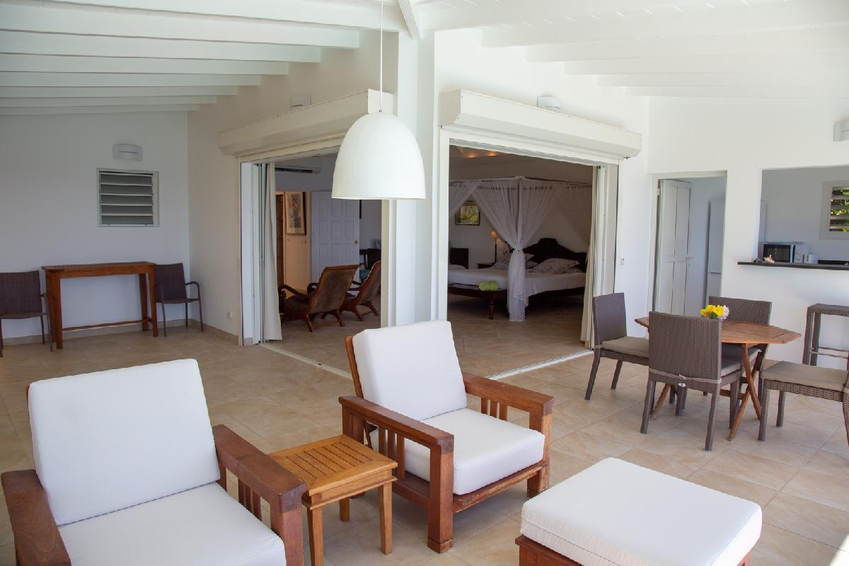 neat Saint Barth Villa Tortue luxury holiday home, vacation rental