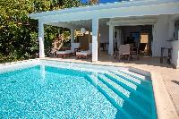 awesome pool of Saint Barth Villa Tortue luxury holiday home, vacation rental
