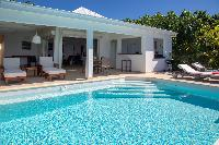amazing pool of Saint Barth Villa Tortue luxury holiday home, vacation rental
