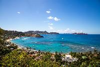 magnificent sea view from Saint Barth Villa Tortue luxury holiday home, vacation rental