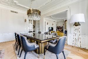 warm and welcoming Notre Dame - Fleurs luxury apartment
