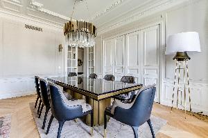 fabulous furnishings in Notre Dame - Fleurs luxury apartment