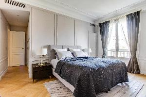 sunny and airy Notre Dame - Fleurs luxury apartment