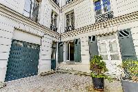 charming exterior of Port Royal - Les Gobelins luxury apartment